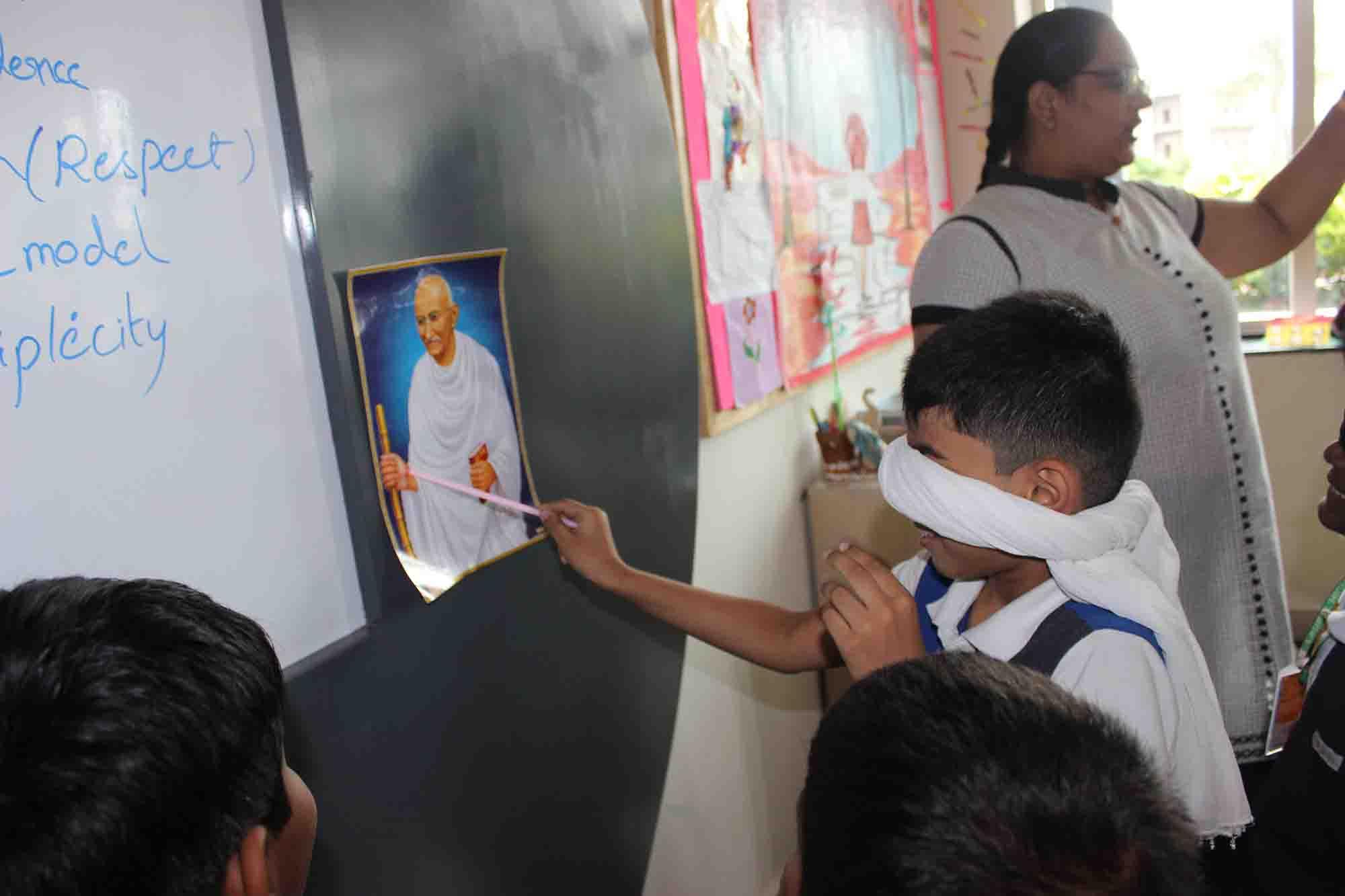 Gandhi Birth Anniversary